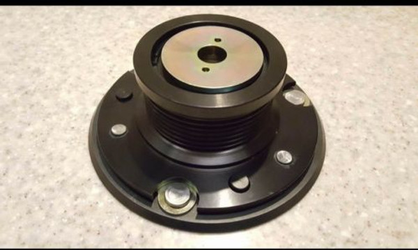 Mercedes Benz Supercharger Pulley Clutched 70MM AMG E55 SL55 CLS55 S55 SL55