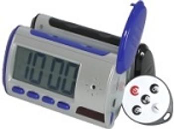 DigiClock-DVR Digital Clock with Remote Control