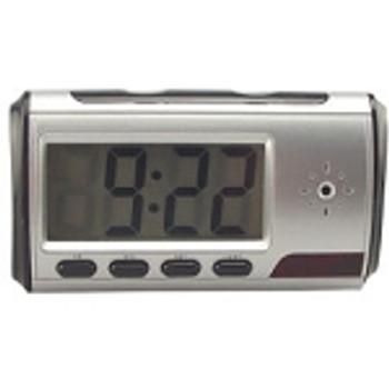 Spy Digital Alarm Clock DVR with motion detector  4 GB