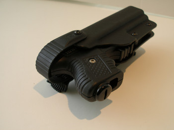 JPX 2 Level 2 Righthand Black Kydex Holster