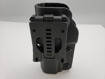 Piexon JPX 2 Tech Lock Belt Kydex Holster in Black RH