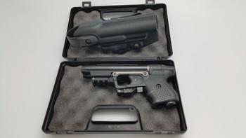 JPX 2 PEPPER GUN WITH LEVEL II HOLSTER