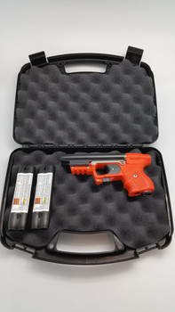 JPX 2 Pepper Gun Orange with Laser Bundle