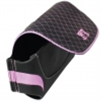 Body Glove Rubberized Pink and Black Holster