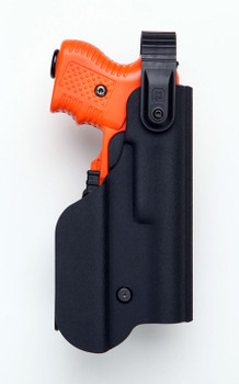 Level 2 Paladin Kydex Holster with Flashlight pouch RH
