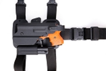 Piexon JPX 2 RH Kydex Paladin Tactical Holster Rig with Cartridge Holder
