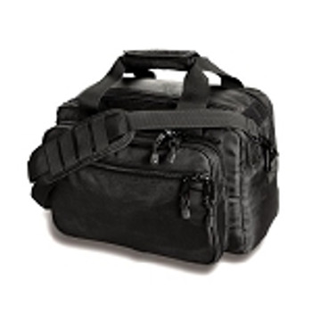 Uncle Mike's Side Armor Deluxe Range Black Bag