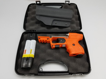 FIRESTORM JPX 2 LE with Laser and Multi-Belt Holster