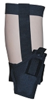 JPX 2 Nylon Ankle Holster