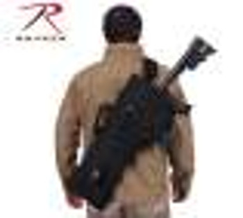 Tactical AR Rifle Scabbard