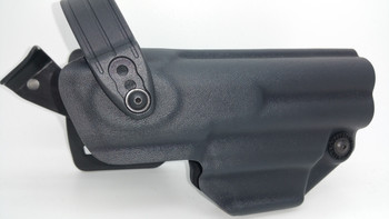 JPX Level II Kydex Holster made by Vega Holsters of Italy