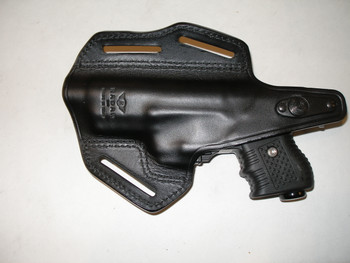 FIRESTORM JPX 4 LEATHER HOLSTER RIGHT HAND