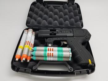 FIRESTORM JPX 4 Shot LE Defender Black Pepper Gun Personal Bundle