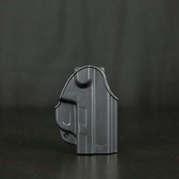 PepperBall TCP Open Top Holster right hand draw