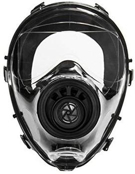 Mestel SGE 150 Gas Mask Medium/Large No Filter