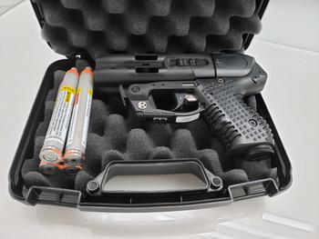 JPX 4 Shot Compact 2 Pepper Black Gun with Laser