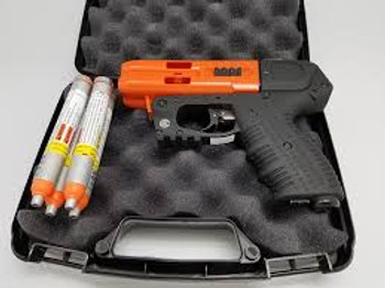 FIRESTORM JPX 4 Shot Defender Pepper Gun Orange