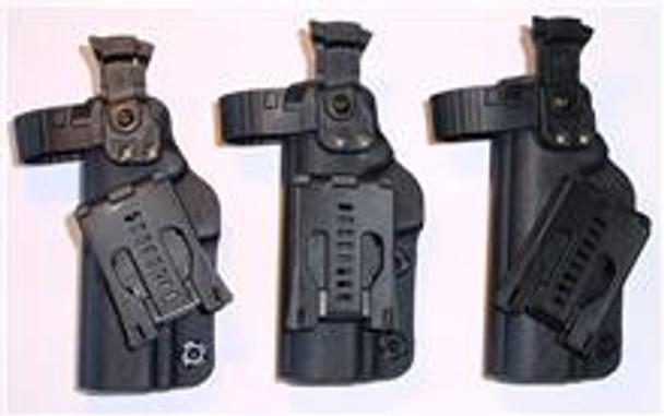 Rechtshänder GERMANY JPX6 Holster K28 Paladin aus Kydex für Piexon Jpx6 Links
