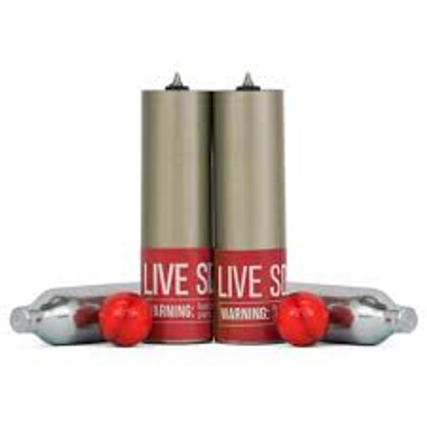 Pepperball Compact 2 Shot Refill Kit