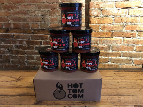 Hot Tom™ 6-Pack (use code PASTA20 for 20% off)