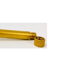 Combat Armory Thread Protector 1/2 x 28 (9mm & .357SIG Barrel) Gold