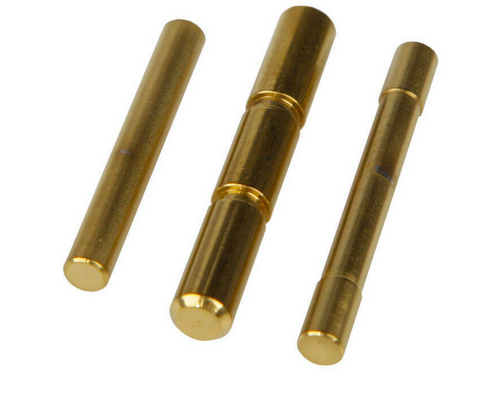 Combat Armory 3 Pin Kit For Glock Stainless Steel in Gold