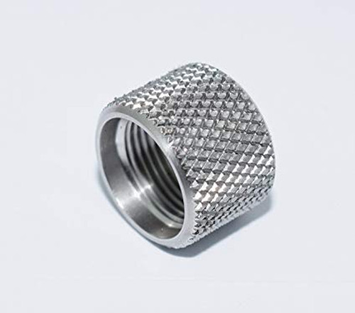 Combat ArmoryThread Protector 9/16 x 24 (.40&10mm) Stainless