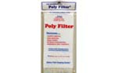 """Poly Filter - 4x8"""" (5 Pack) :: 0770000"""