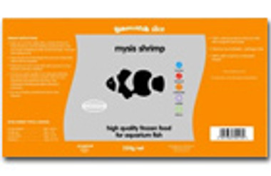 Mysis Shrimp, Slice (250 g) :: 0731710