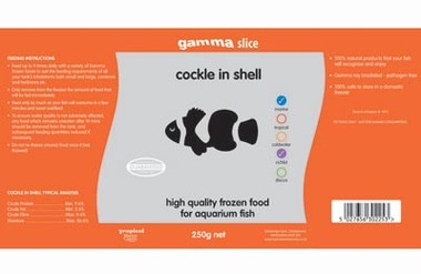 Cockle-In Shell (250g) :: 0731220