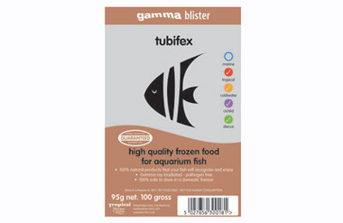 Tubifex (Blister Pack) :: 0729120