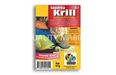 Krill Superba 8oz (Slice) :: 0730260