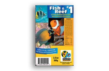 FISH & REEF # 1 200g Cubes :: 0730430