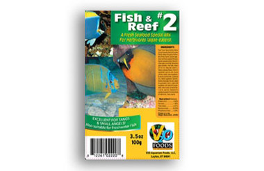 FISH & REEF # 2 100g Blister :: 0730450