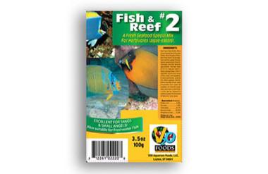 FISH & REEF # 2 200g Cubes :: 0730460
