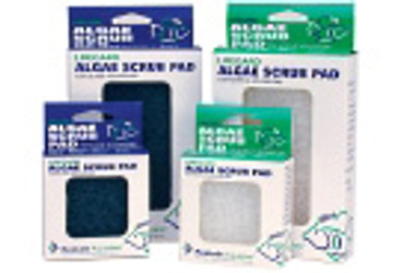 "Algae Pad - 3 x 3"" for Acrylic Aquariums (White) :: 0783140"