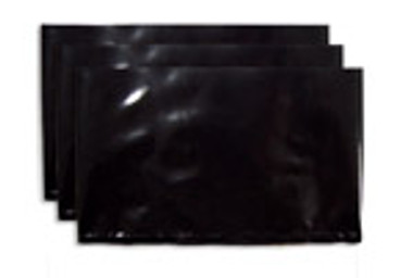 Bag Liner Black,12x7 .004, 1000/case :: 0810400