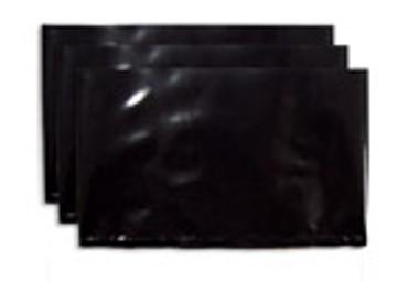 Bag Liner Black,14x10 .004, 500/case :: 0810420