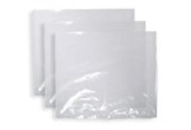 Bag Liner Clear,18x12 .004, 500/case :: 0810640