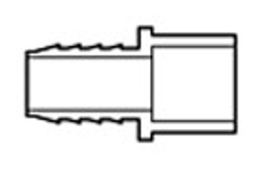 """Insert Adapter - Insert X Spigot 1"""" :: 0913870"""