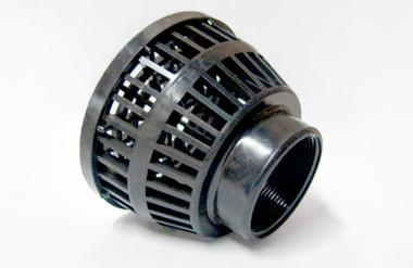 "Pump Strainer - Fipt 1-1/2"" Polypropylene :: 0913400"