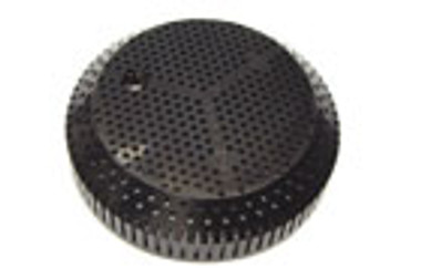 """Drain Screen Cover, Black For 3"""" Buttress :: 0790510"""