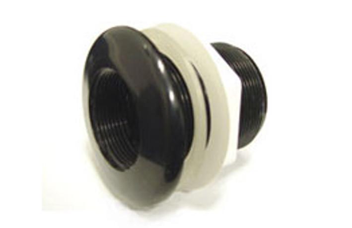 "2"" Black - Thread X Slip (long) :: 0790250"