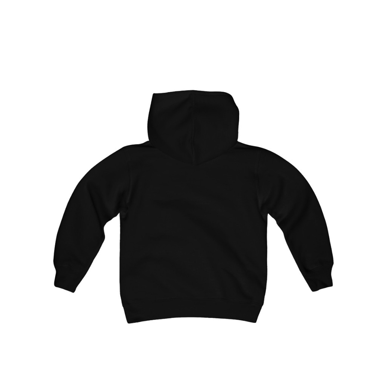 VDV Youth Hooded Sweatshirt College Logo