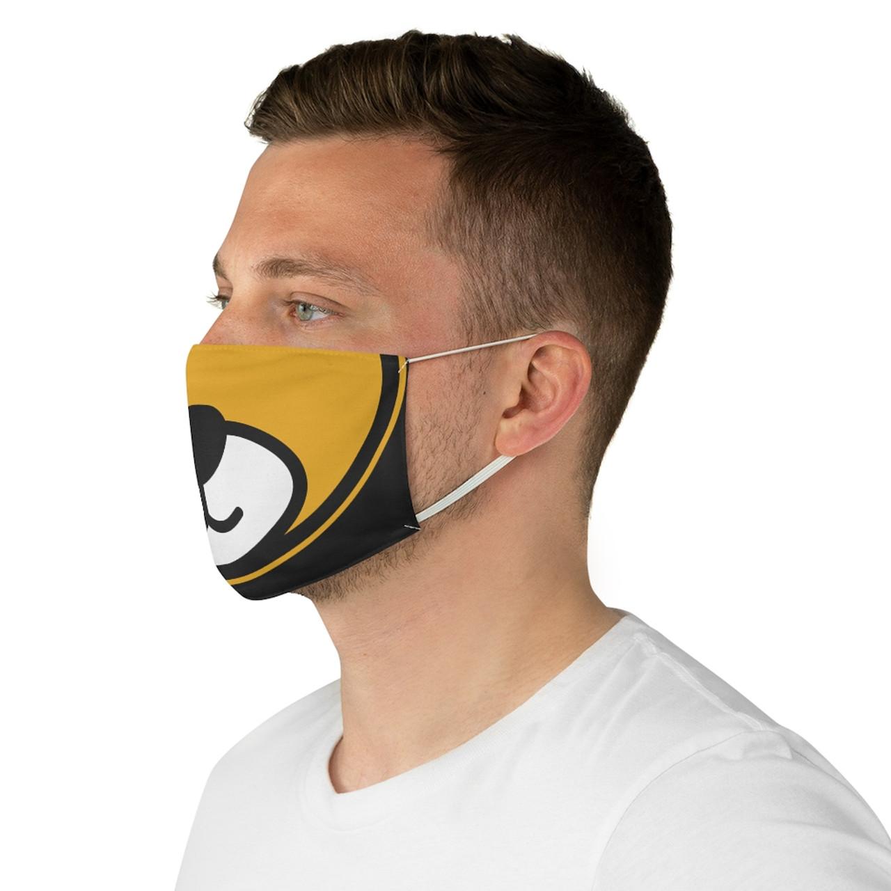 VDV Fabric Bear Face Mask