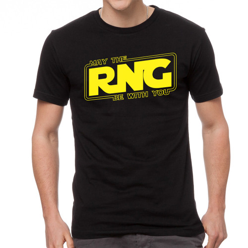 May The RNG Be With You......Always