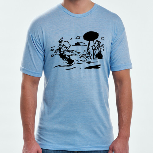 Jules Krazy Kat Pulp Fiction Shirt
