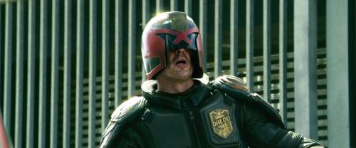 Unpainted Judge Dredd Badge (2015 Movie) Kit