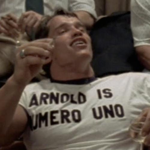 Mudcro is Numero Uno  (Arnold Schwarzenegger Shirt)