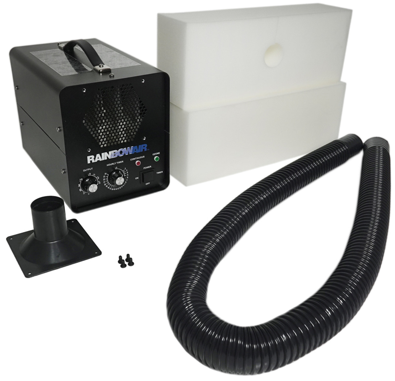 Rainbowair Activator Ozone Generator 1000 Series II with Auto Kit